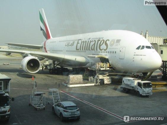 Пассажирская канатная дорога emirates airlines