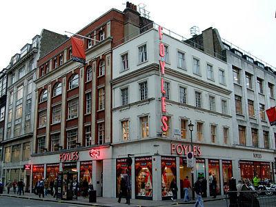 Оксфорд стрит (oxford street) в Лондоне