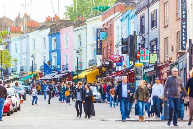 Челси — один из самых престижных районов Лондона