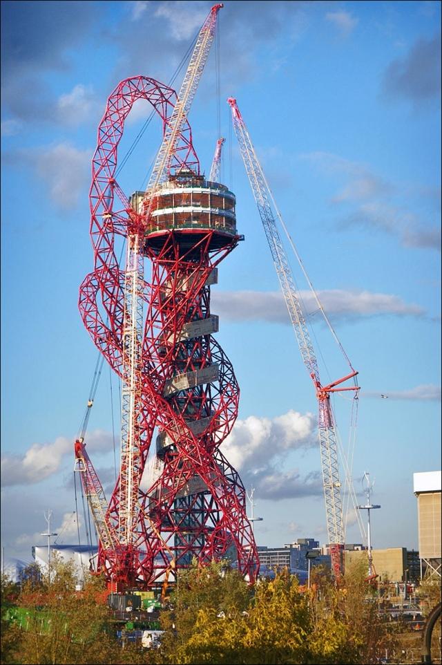 Олимпийский парк в Лондоне