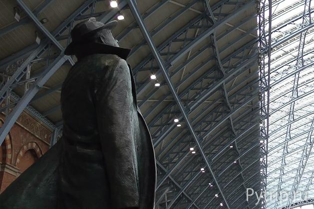 Вокзал Сент-Панкрас – самое романтичное место в Лондоне