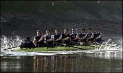 Где лучше смотреть лодочную гонку между Оксфордом и Кембриджем