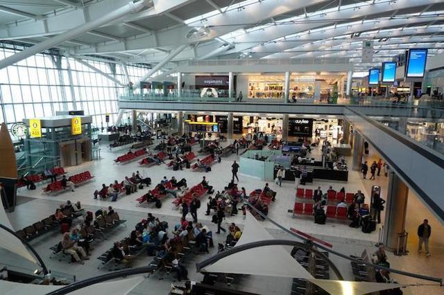 Как добраться из аэропорта Гатвик до центра Лондона