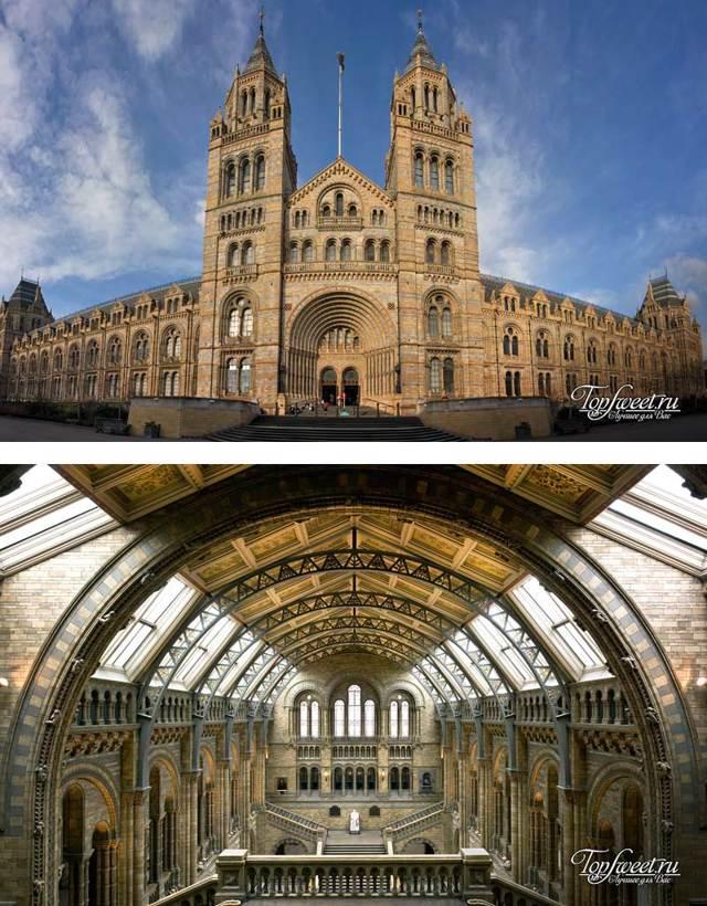 10 музеев Лондона, которые стоит посетить