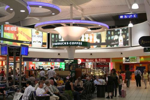 Как добраться из аэропорта Лутон в Лондон