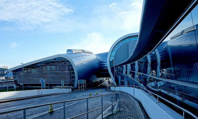 Как добраться из аэропорта до центра Дублина