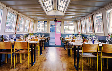 10 лучших ресторанов Лондона