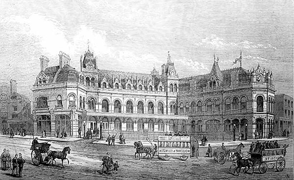 Викторианский район Лондона – Ислингтон