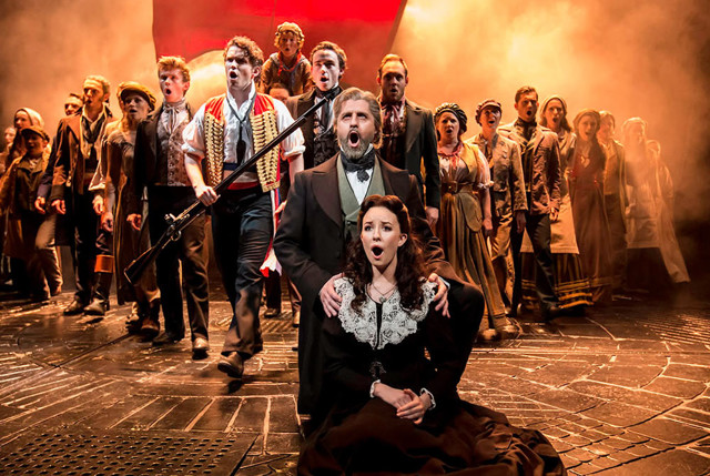 10 театров Лондона, где можно посмотреть мюзиклы