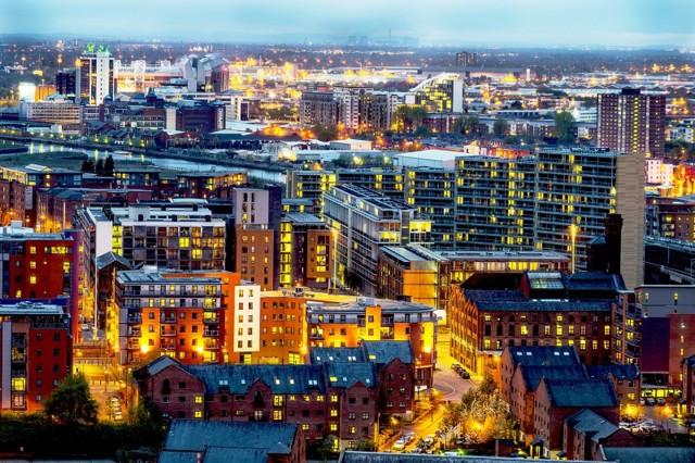 Манчестер: развлечения