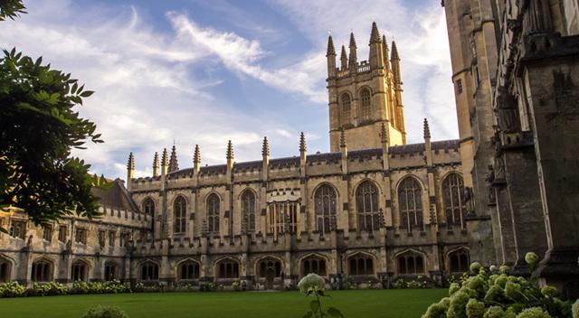 Что посмотреть в Оксфорде за 1 день