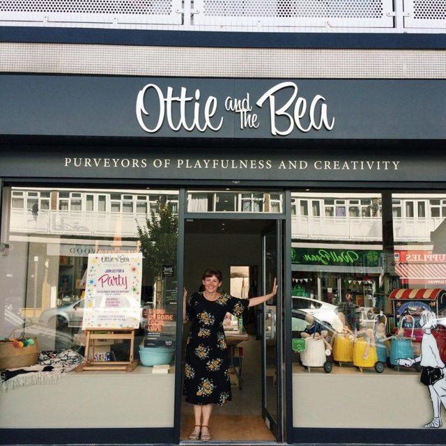 Детские магазины в Лондоне