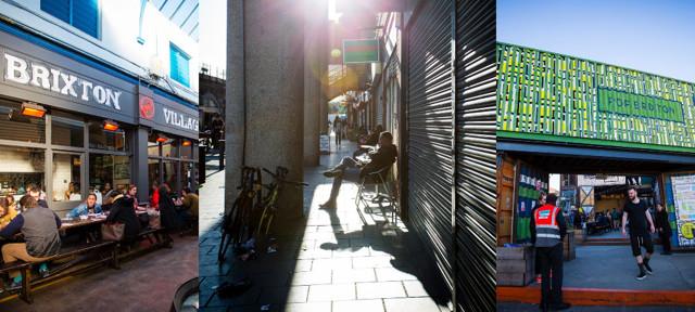 Районы Лондона: Брикстон
