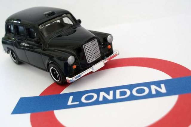 Такси Лондона: особенности поездки в кэбе