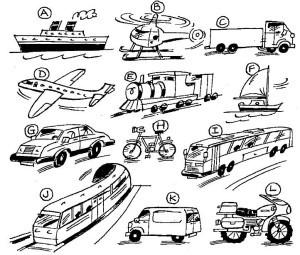 Что вы не знали о транспорте в английском