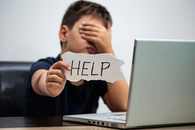 Как защитить ребенка в интернете
