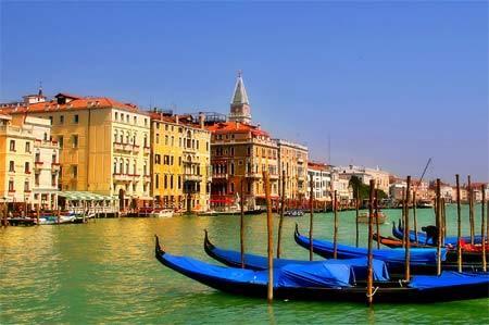 Учеба, работа и путешествия по Франции и Италии