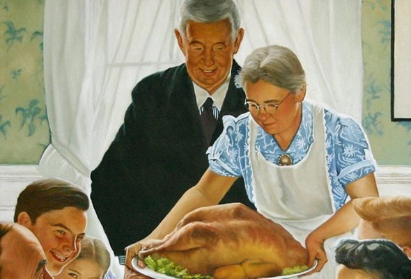 Холодная индейка и еще 4 английские идиомы для Дня благодарения