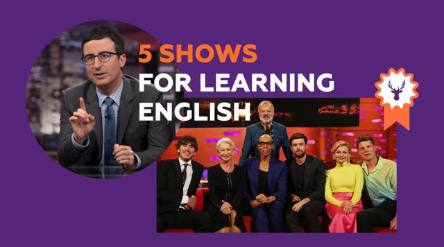 9 лучших развлекательных шоу, которые помогут учить английский