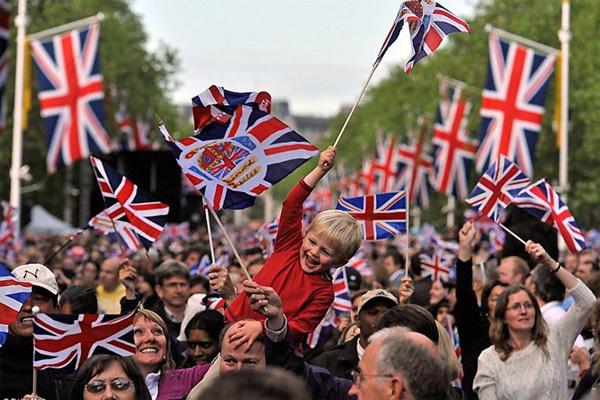 Праздники и традиции: Праздники в Великобритании