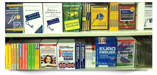 Подборка статей с обзором учебников по английскому