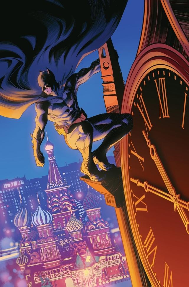 Легенда начинается: учим английский язык вместе с Бэтменом