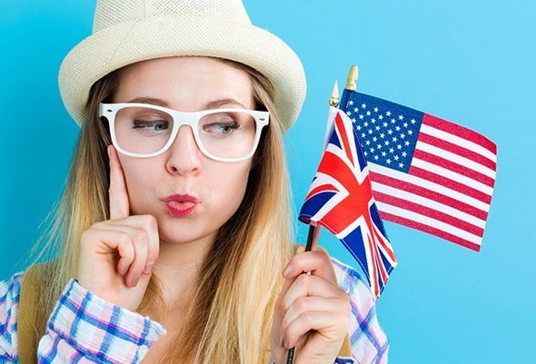 Чем отличаются американский и британский английский