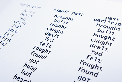 Как пишутся Английские Глаголы с Окончанием -s, -es