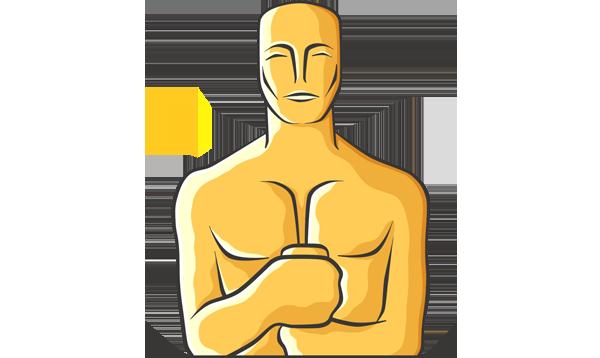 Английский по видео про «Оскар»