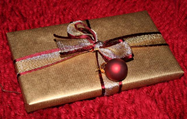 День подарков в Великобритании