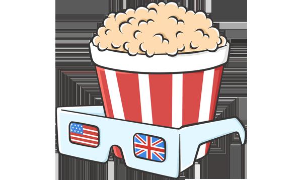 Английские акценты в фильмах и сериалах