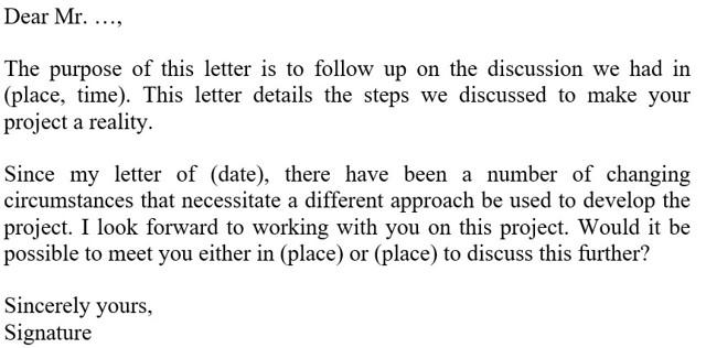 Как писать письмо-запрос, ответ на него и письмо с предложениями на английском языке