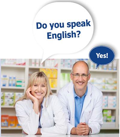 Английский для продвижения в карьере фармацевта
