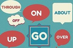 Фразовые глаголы английского языка