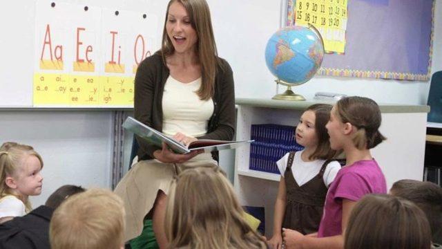 Карьера преподавателя английского языка