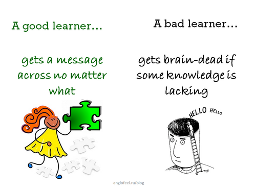 Привычки успешного ученика. Как нужно учить английский язык
