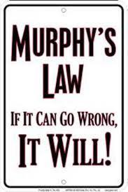 Законы Мерфи: шутки со смыслом на английском языке