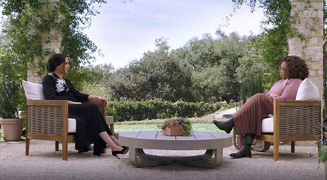 Интервью Меган Маркл и принца Гарри