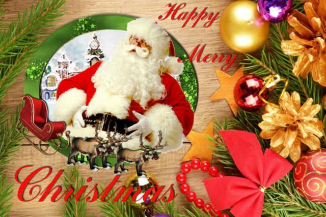Шутки на английском языке о рождественских хлопотах