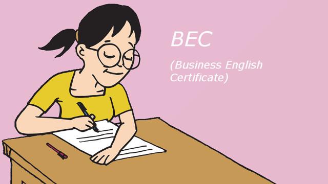 Экзамен по английскому BEC — подготовка к сдаче экзамена онлайн