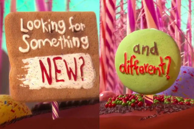 Английские слова и выражения из мультфильма «Ральф»