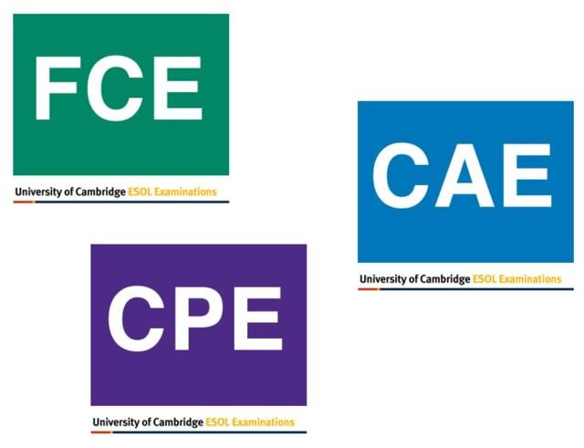 Международный экзамен B2 First (FCE)