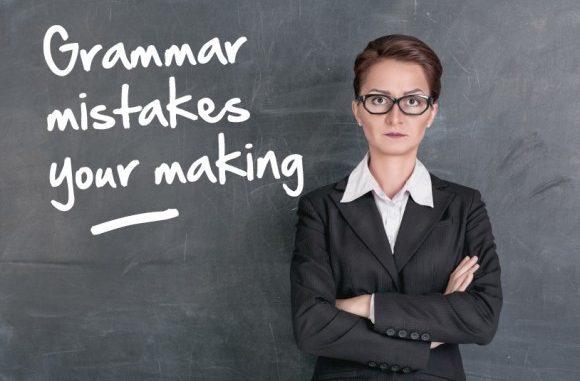 ТОП-13 ошибок, мешающих учить грамматику английского языка