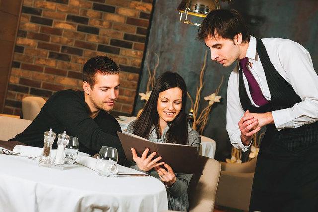 Английский для работников кафе и ресторанов