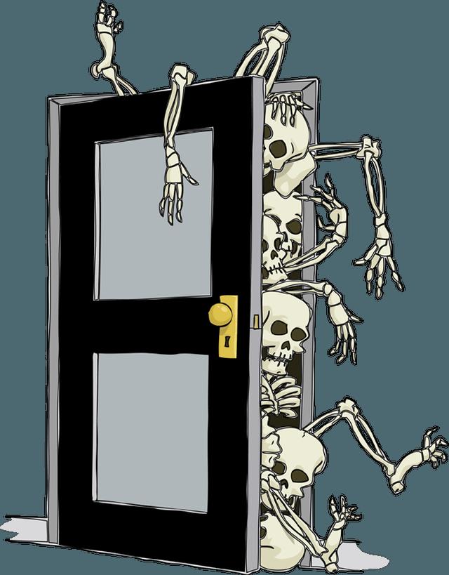 Учим английский язык правильно: 5 вдохновляющих цитат о страхе к Halloween
