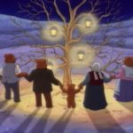 Изучаем британские рождественские традиции по мультфильмам