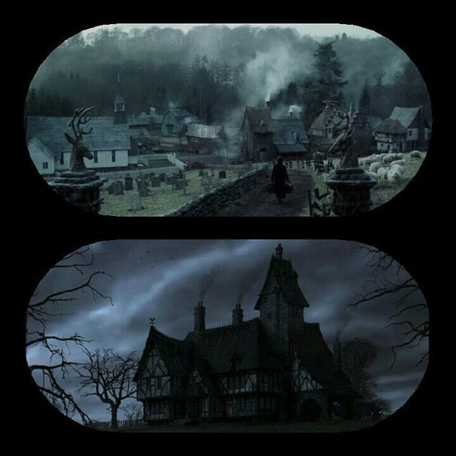 Учим английский по фильму «Сонная Лощина»: 15 «страшных» слов и 7 полезных выражений