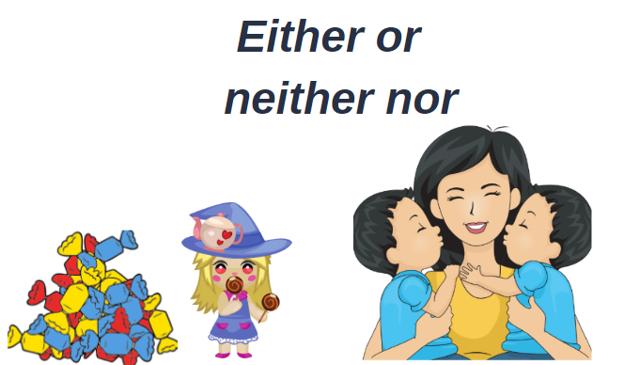 Правила употребления either, neither, none и both в английском языке