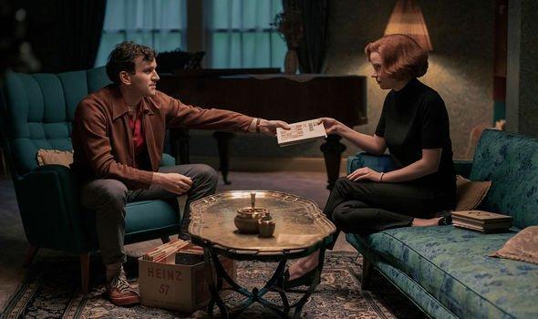 Диалоги героев сериала The Queen's Gambit от Netflix