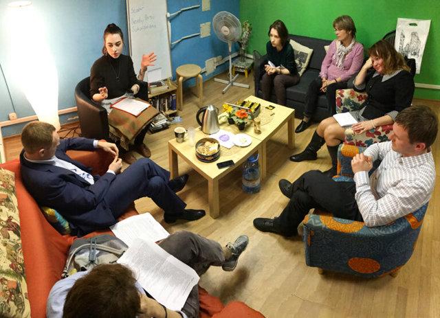 Разговорные клубы в России